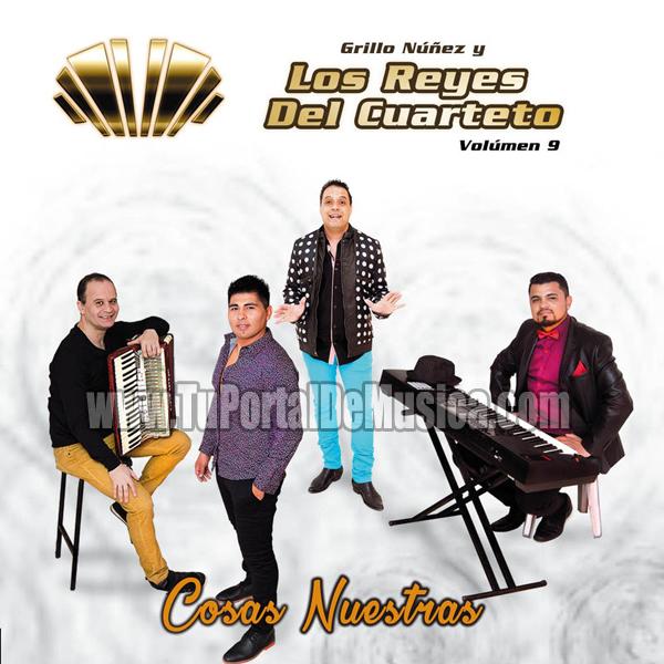 Los Reyes Del Cuarteto - Cosas Nuestras (2017)
