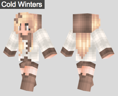 8. Cold Winters Skin