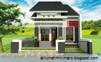 gambar rumah mungil   design rumah minimalis
