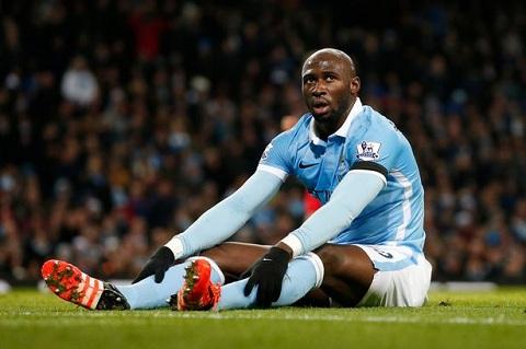Ở Man City, Mangala chỉ được chơi 9 trận tại giải Ngoại hạng Anh.