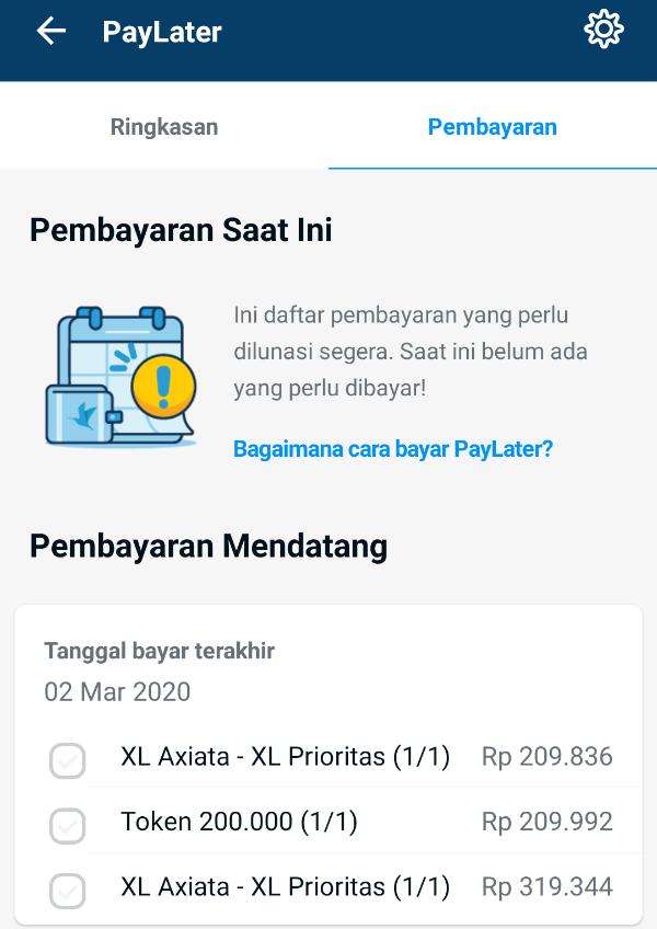 Kesan Pertama Menggunakan PayLater Dari Traveloka