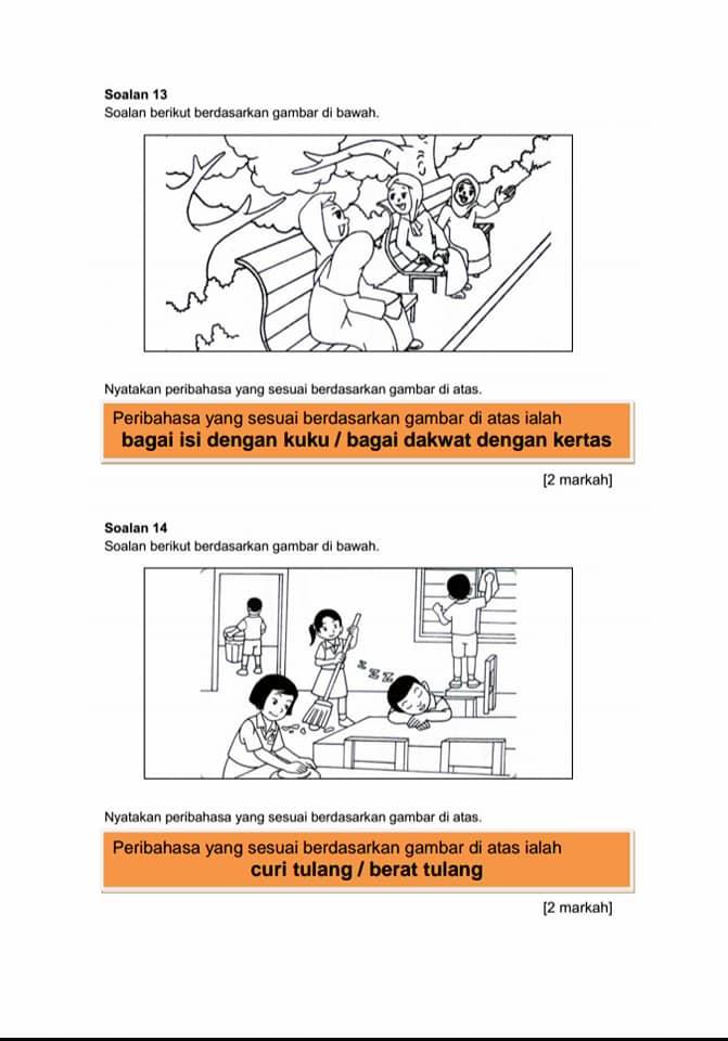 Contoh Jawapan Sejarah Kertas 3 Bab 4 Tingkatan 4 - Feed