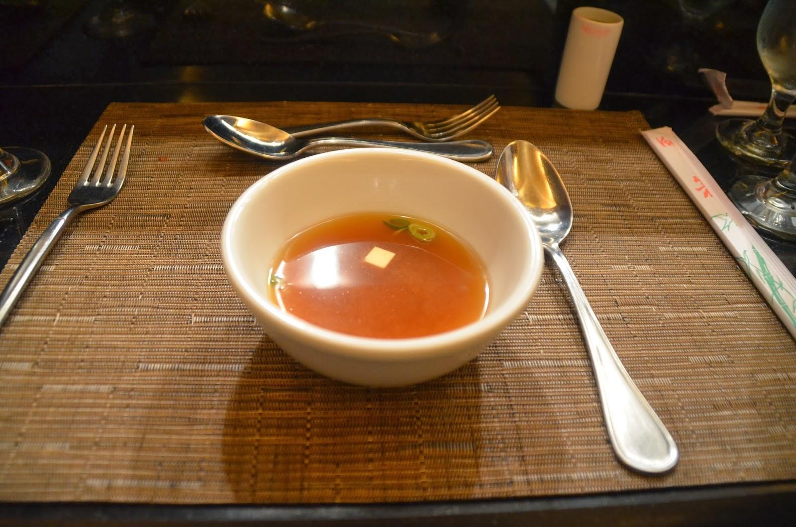 Restaurante Japonês.