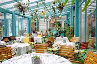 Mes Adresses : Jardin d'hiver à l'Hôtel The Westin Paris Vendôme, déjeuner sous les auspices du printemps nouveau