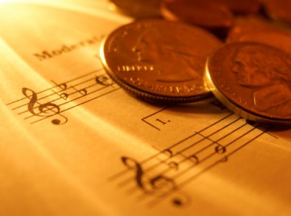 Заработок в интернете на музыке
