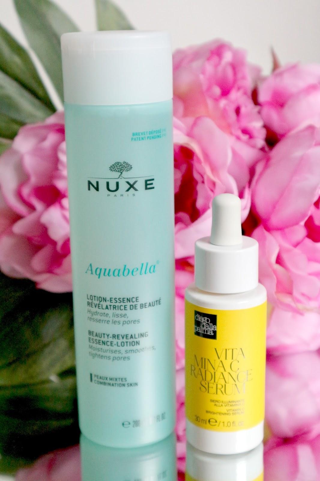 nuxe aquabella review