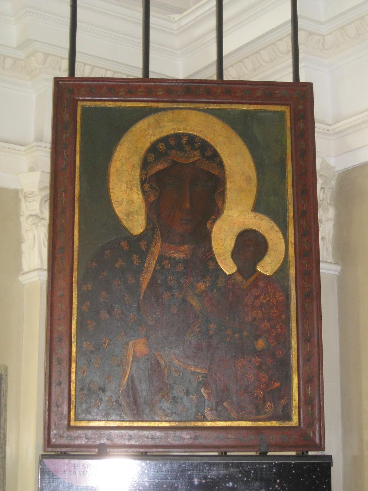 tutto musei Santuario della Madonna Nera  Czestochowa  Polonia