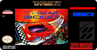 Top Gear 3000 [ SNES ]