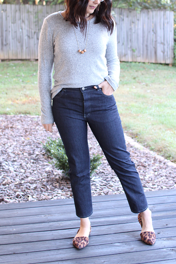 Dawn Jeans // Sewing For Women