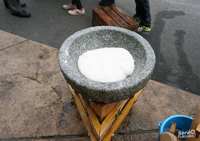 Mochi japonais