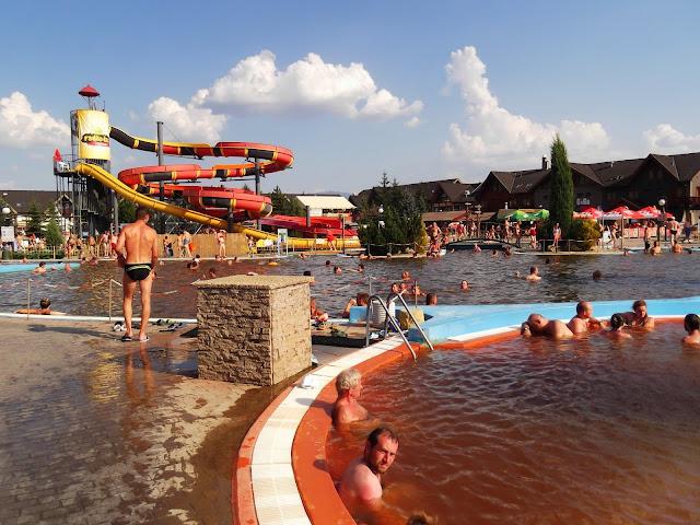 Najlepszy Aquapark na Słowacji - Gino Paradise Besenova