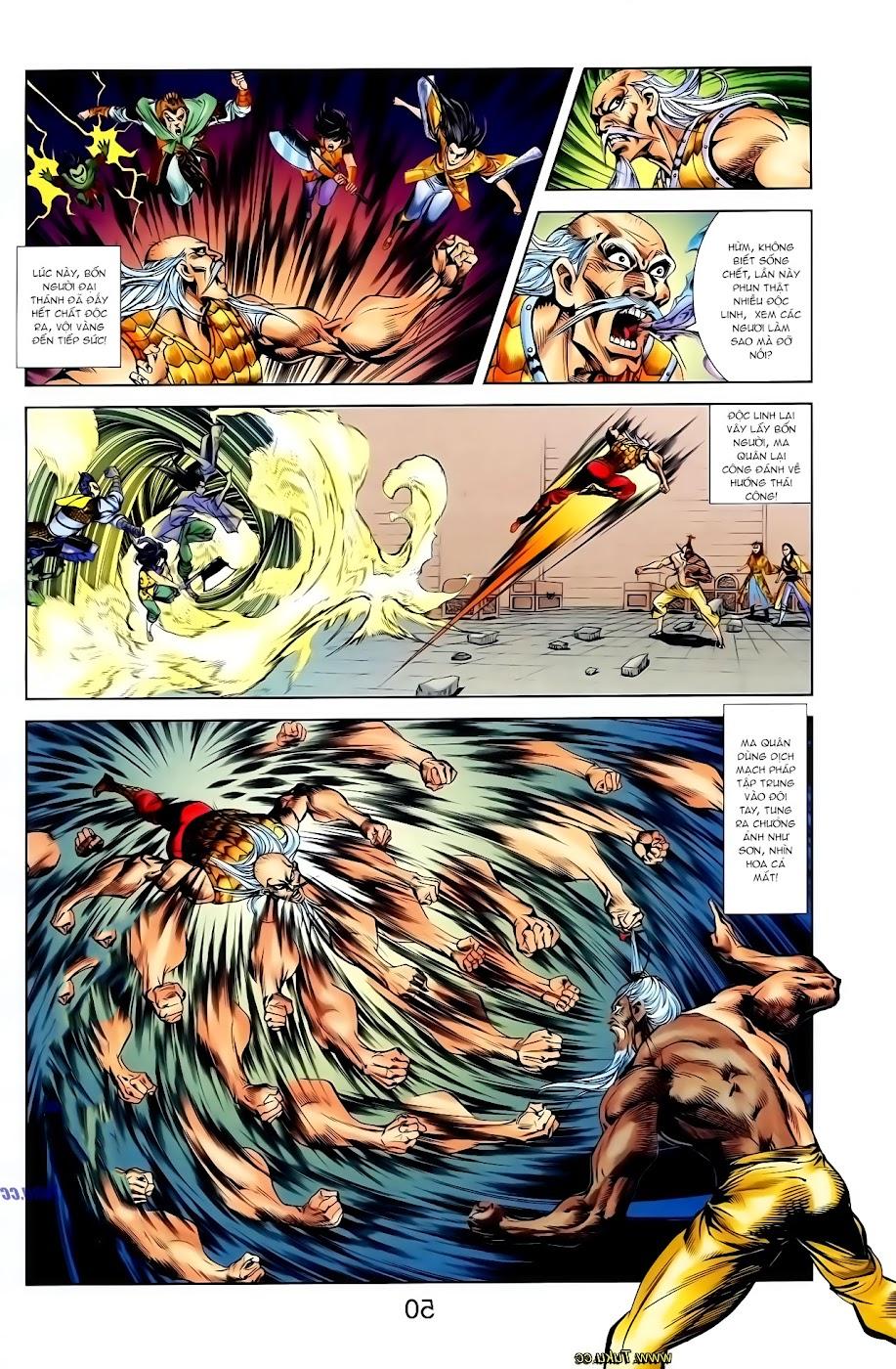 Cơ Phát Khai Chu Bản chapter 117 trang 9