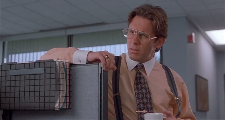 Office Space (1999) Full English Movie 300MB Compressed PC Movie Free Download