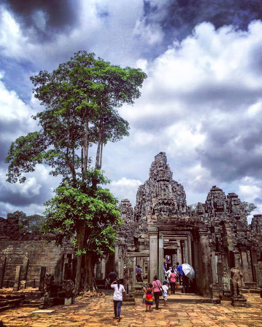 Tour đi Campuchia hết 3,5 triệu khiến các bạn trẻ Việt rần rần chia sẻ