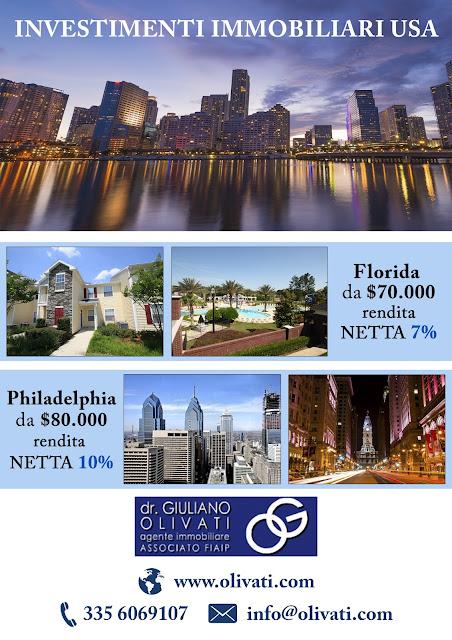 investimento immobiliare USA con reddito garantito