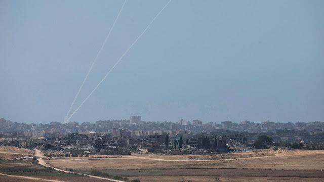 Alerta en Israel: un nuevo cohete lanzado desde Gaza impacta en territorio israelí