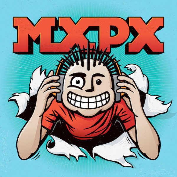 """MxPx release video for new song """"Let's Ride"""""""