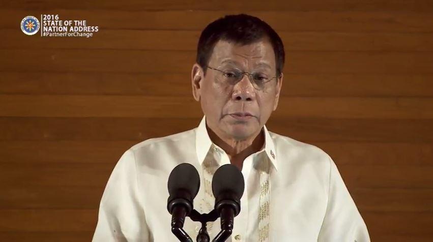 FULL VIDEO REPLAY: President Duterte SONA 2016