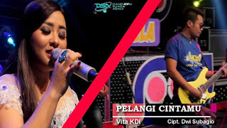 Vita KDI - Pelangi Cintamu Mp3
