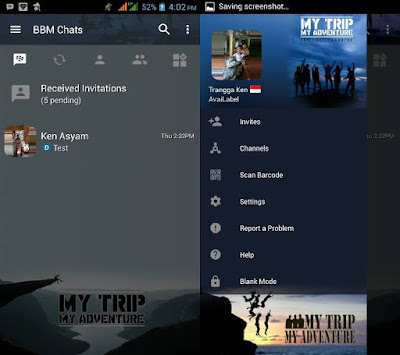 Download BBM Mod My Trip My Adventure (MTMA) v3.3.6.51 - CLONE