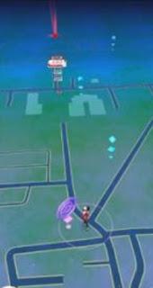 tanding pokemon dalam GYM