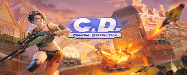تحميل لعبة كريتف ديستركشن creative destruction للاندرويد اخر اصدار مجانا