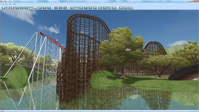 Theme Park Studio PC Full