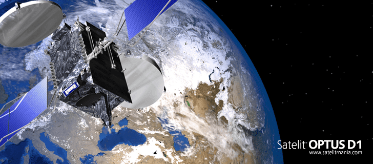 Daftar Lengkap Frekuensi Dari Satelit Optus D1