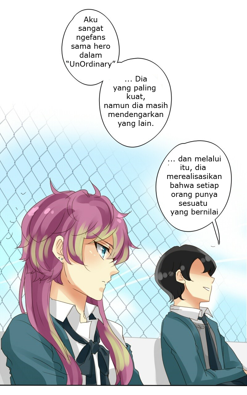 Webtoon UnOrdinary Bahasa Indonesia Chapter 22