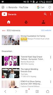 Cara Mudah Download Mp3 Dari Youtube Melalui Handphone