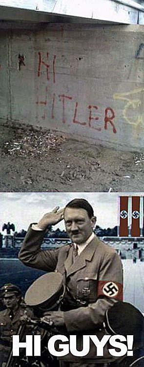 Adolf Hitler lustige Bilder