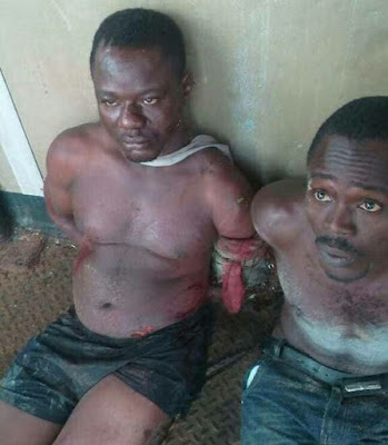 Notorious Sea Pirates Terrorizing Nigerians Finally Caught