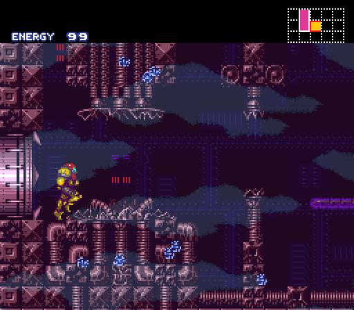 Super Adventures in Gaming: Super Metroid (SNES)