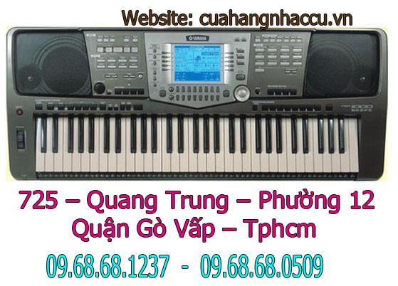 Tân Trang Đàn Organ Tphcm: Chuyên tân trang- mua bán organ YAMAHA