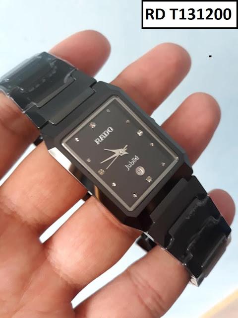 Đồng hồ nam mặt chữ nhật Rado RD T131200