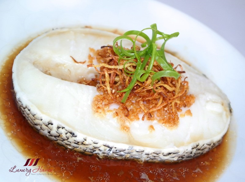 chinese cooking purely fresh steamed codfish recipe