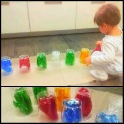 Pequefelicidad Diy Un Circulo Cromatico Para Jugar Con Los Colores