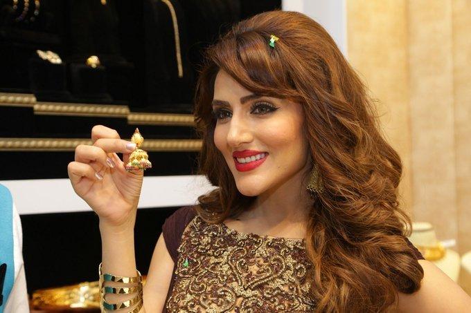 Sudeepa Singh Launches Shubham Jewellers Pics
