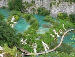 Air terjun Plitvice, Kroasia