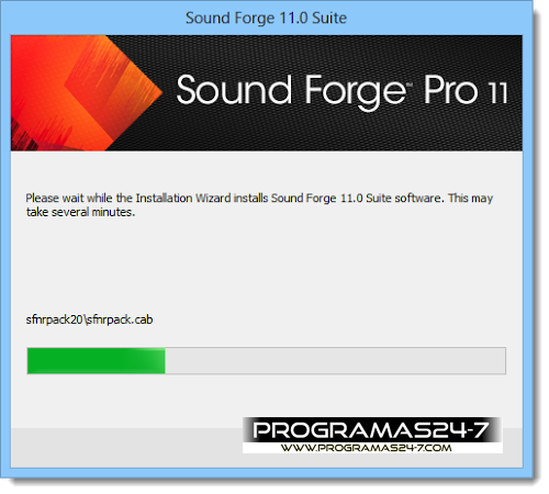 descargar SONY Sound Forge Pro
