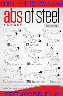 workout ab workouts for men