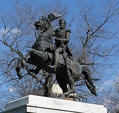 American Hero – Andrew Jackson - Killed Natives Killing White Americans