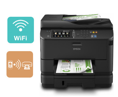 Epson WorkForce Pro WF-4640DTWF Driver Download