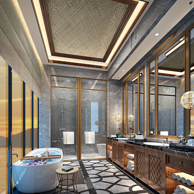 WC dự án căn hộ laluna resort nha trang