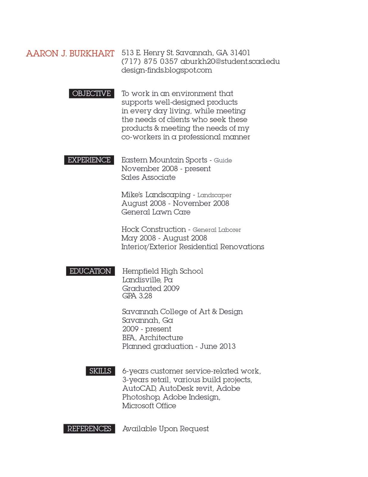 Cover Letter Sample Resume For General Labour Sample Resume For Free Sample  Resume Cover General Labor