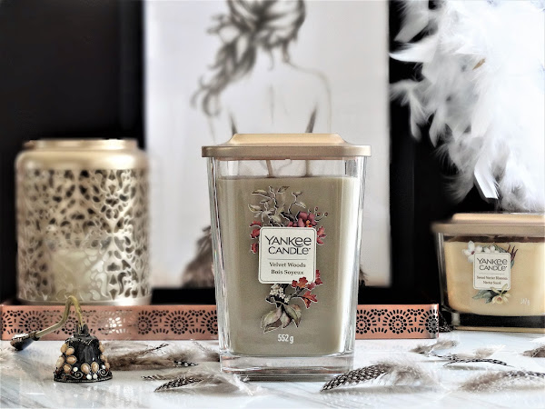 Velvet Woods - Yankee Candle Elevation Collection