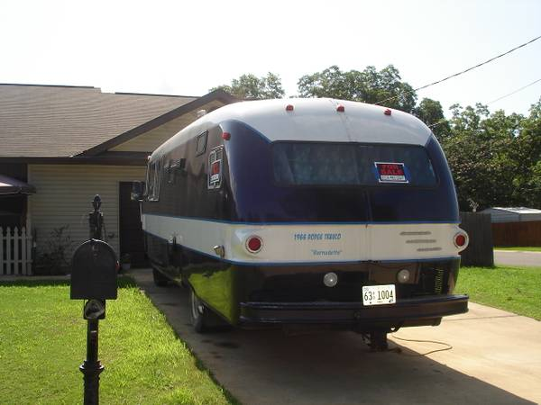 Used Rvs Dodge Travco Motor Home For Sale For Sale By Owner