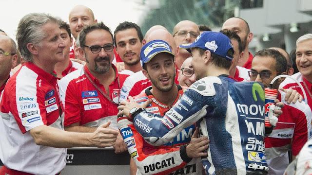 Ducati dan Lorenzo Harus Saling Beradaptasi
