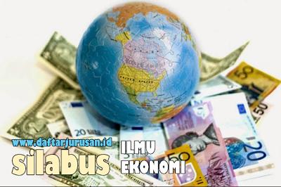 Mata Kuliah Yang Dipelajari Pada Ilmu Ekonomi Islam
