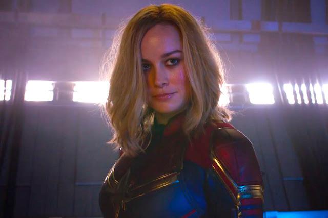 """""""Capitã Marvel"""""""